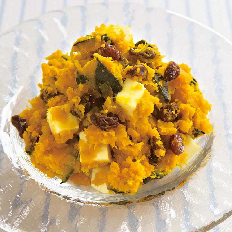 サラダ レシピ かぼちゃ 人気