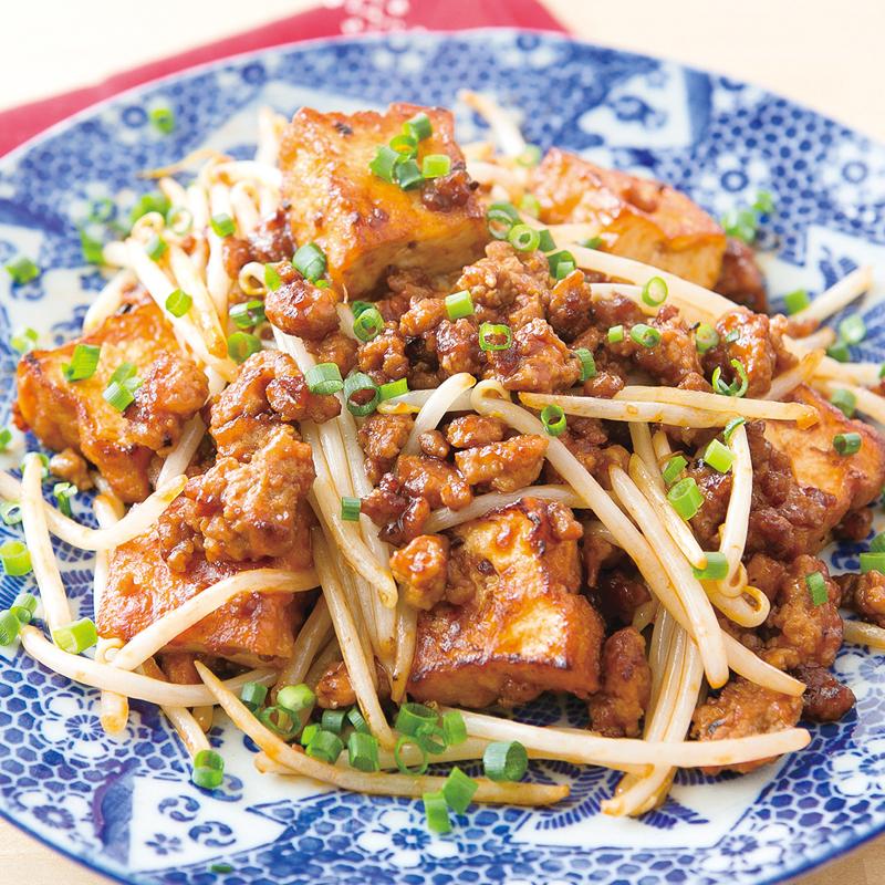 厚揚げ 豚肉 レシピ 人気