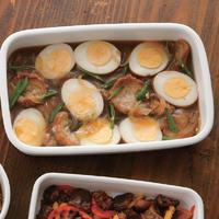 仙台麩入り煮卵