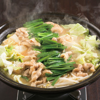 豚モモ肉とたっぷり野菜のごまみそ鍋