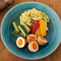 野菜と卵のピクルス