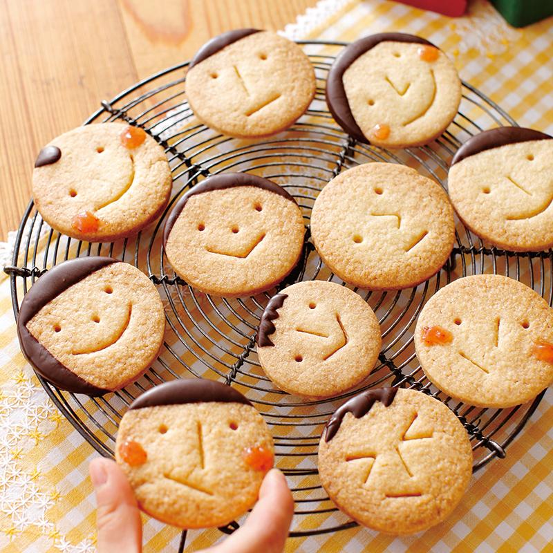 スマイルクッキー|だいどこログ[生協パルシステムのレシピ ...