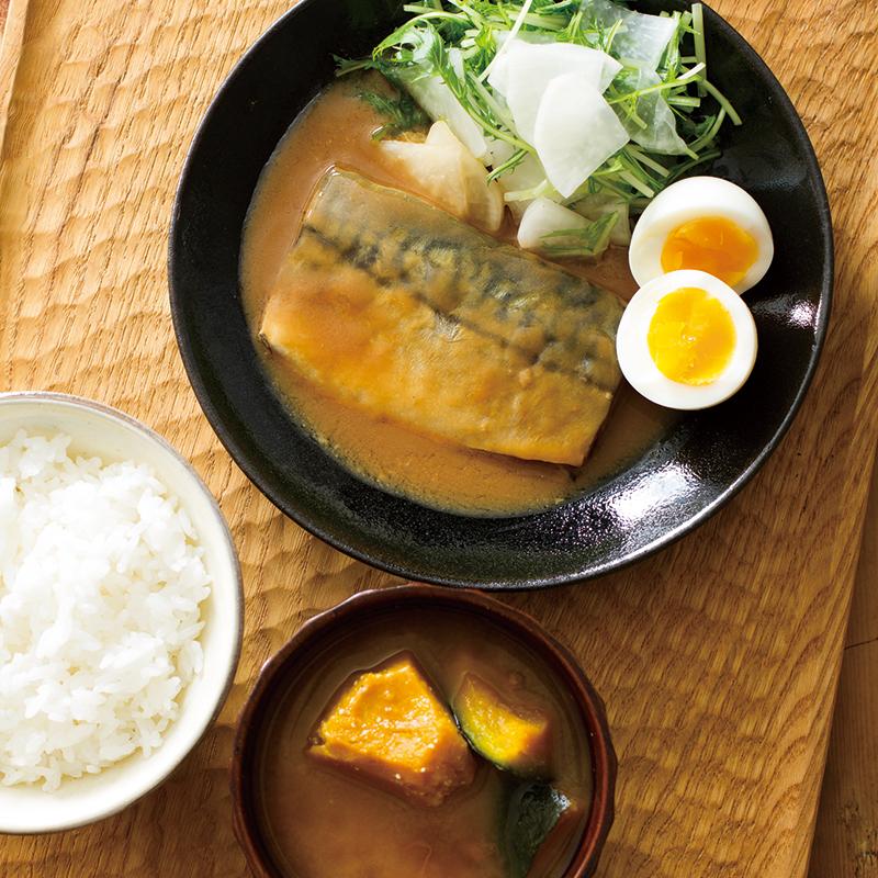 作り方 味噌 煮 の 鯖 の
