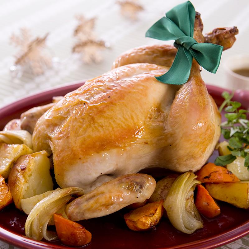 クリスマス チキン 作り方