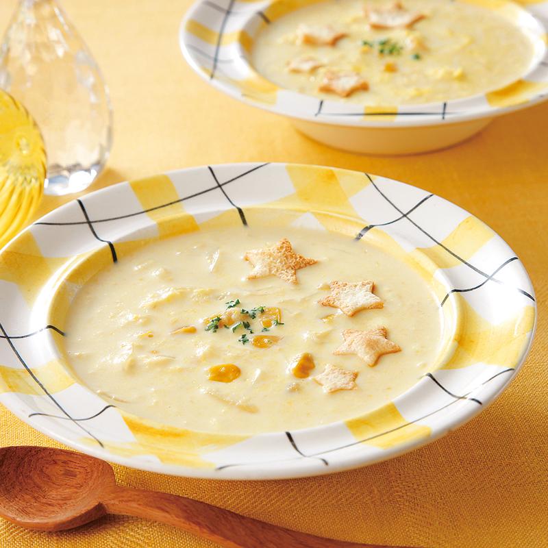 クリーム コーン 缶 スープ