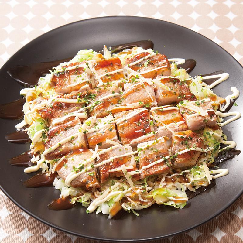 切り 厚 豚 レシピ ロース