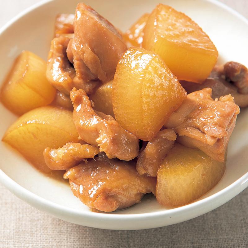 鶏肉と大根の照り煮|だいどこログ[生協パルシステムのレシピ ...