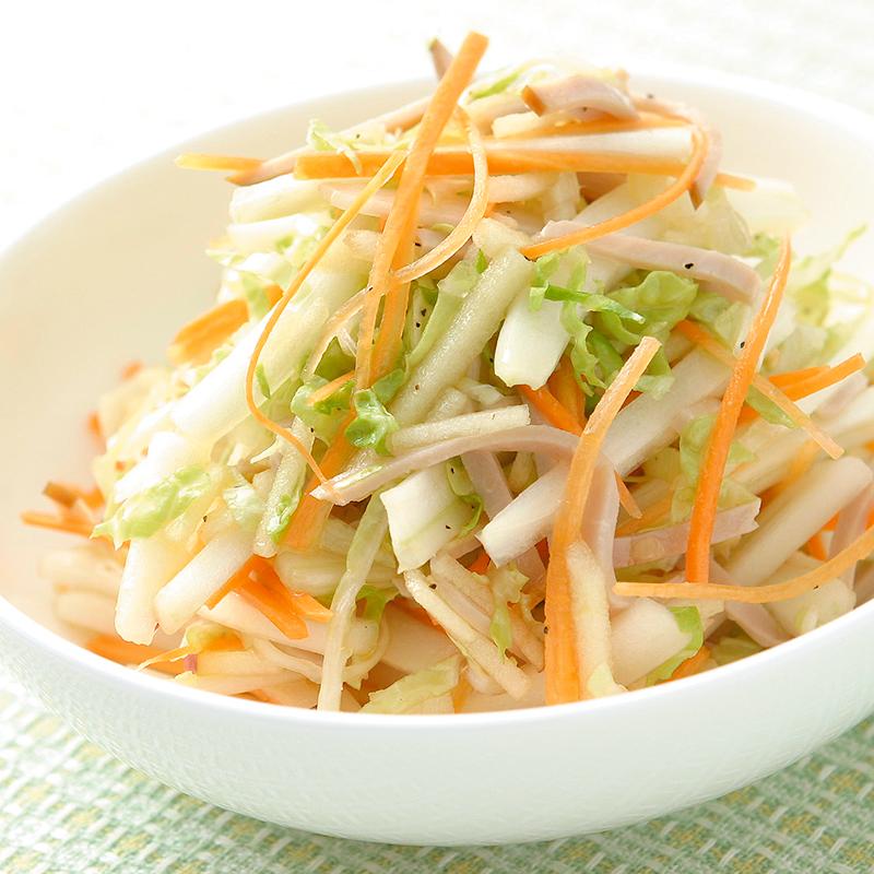 の サラダ 白菜