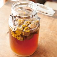 生梅から作る梅シロップ