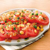 トマトのサラダ 中華ドレッシング