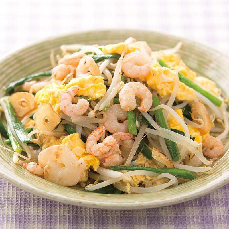 卵 炒め レシピ ニラ
