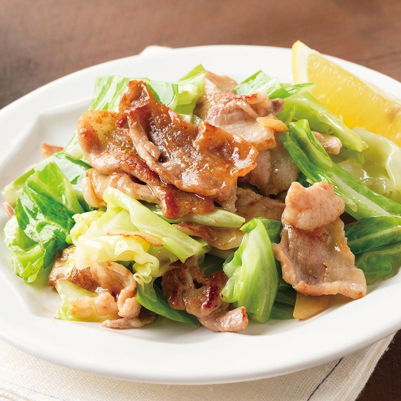 キャベツ と 豚肉 の レシピ