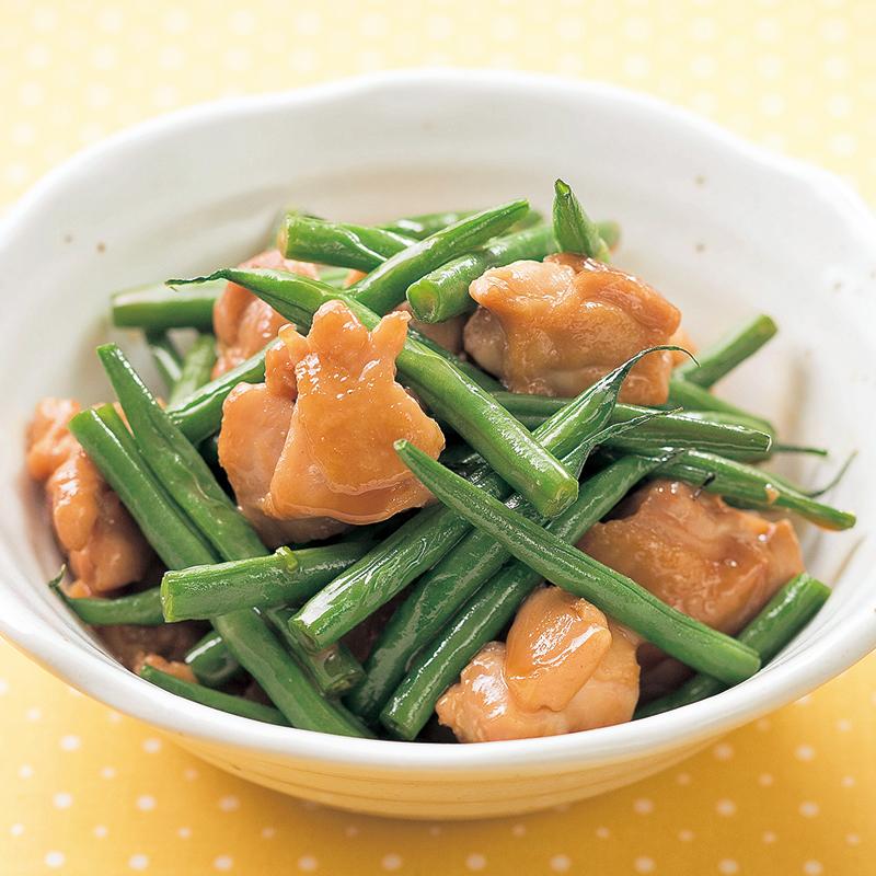 レシピ いんげん豆 【みんなが作ってる】 いんげん
