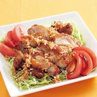 中華風鶏の唐揚げ(ユーリンチー)