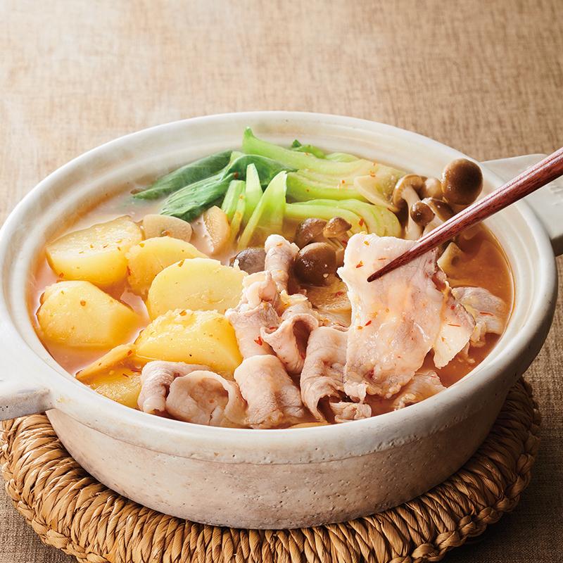 菜 鍋 チンゲン