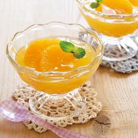 ネーブルオレンジゼリー