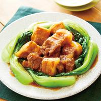 豚バラ肉のさっぱり酢煮