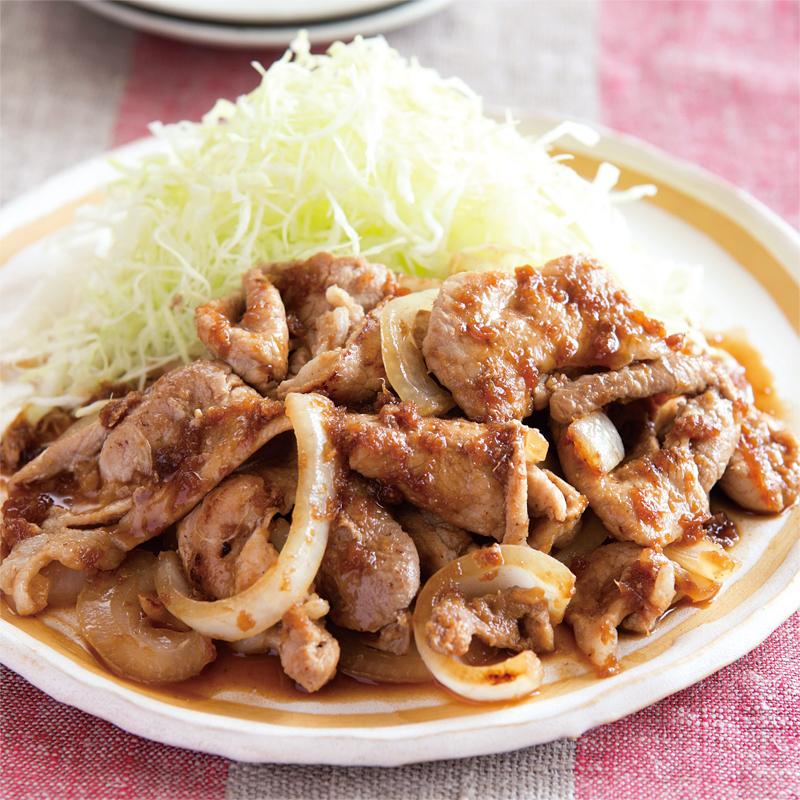 生姜 焼き 用 豚肉 レシピ