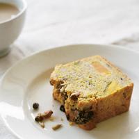 かぼちゃと小豆のパウンドケーキ