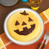 かぼちゃのフライパンケーキ