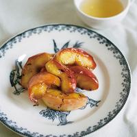 ロシアンティー風アールグレイ煮りんご