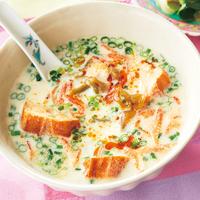 豆乳スープ(豆漿)