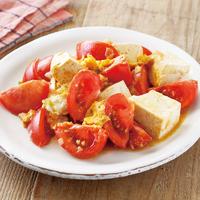 トマトチャンプルー