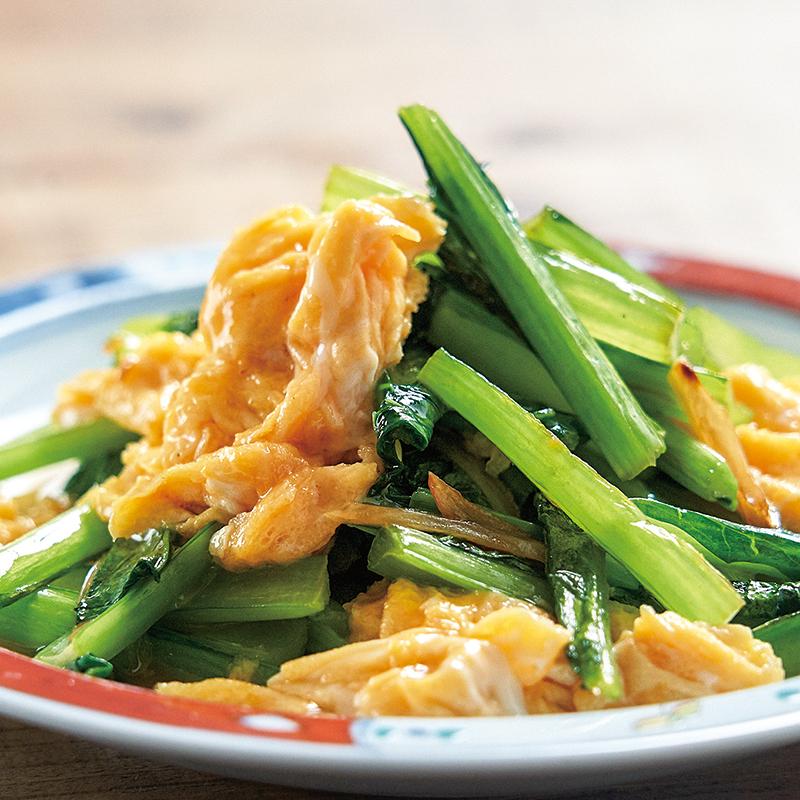小松菜 人気 レシピ