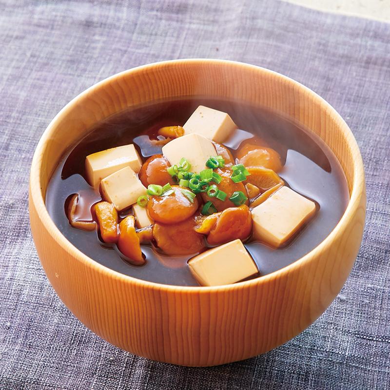 カシューナッツ の 味噌汁