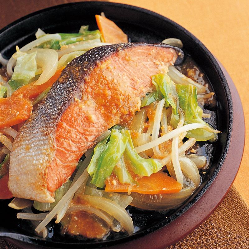 焼き レシピ 鮭 の ちゃんちゃん