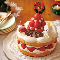 いちごの森の手作りケーキ