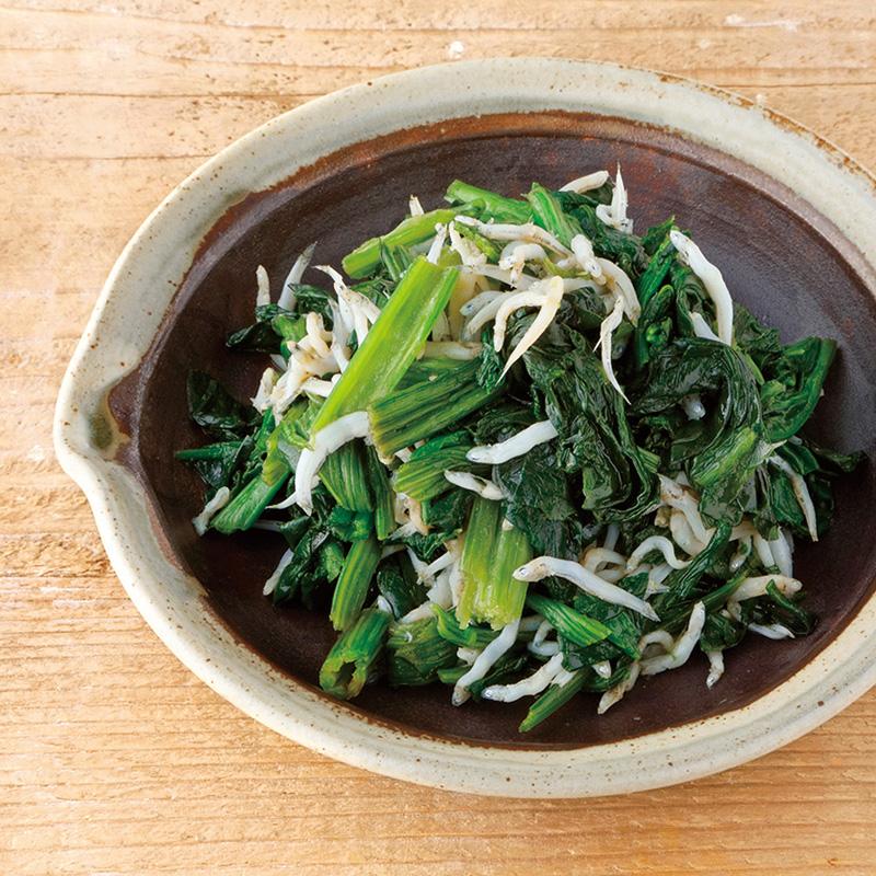 冷凍 ほうれん草 レシピ