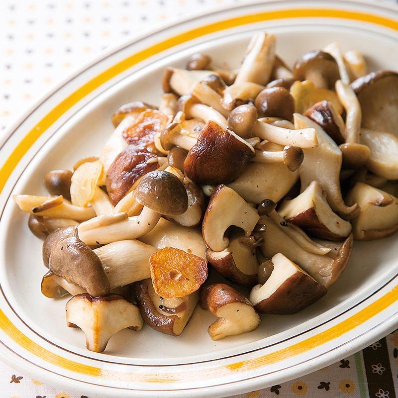 レシピ きのこ 干しきのこレシピ・作り方の人気順|簡単料理の楽天レシピ
