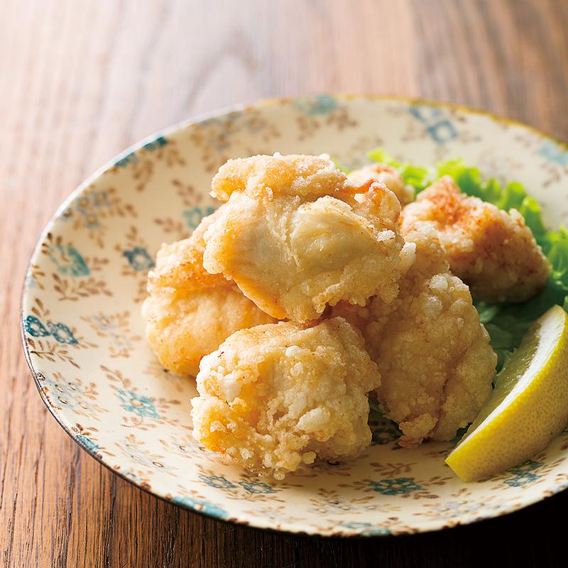 レシピ 揚げ 人気 から 塩 鶏の唐揚げの揚げ方のコツ!からっとジューシーに揚げるレシピ [男の料理]