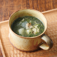 モロヘイヤのスープ
