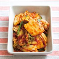 白菜の簡単キムチ