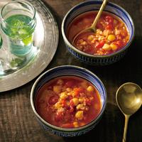ハリラ(豆のスパイシースープ)