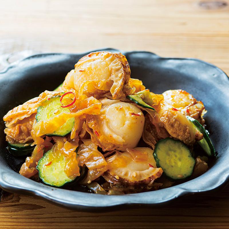 中華 料理 クラゲ