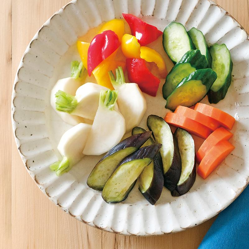 漬け 野菜 ぬか