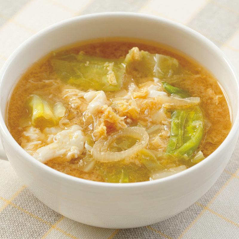 溶き 卵 スープ