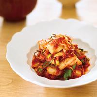 手作り白菜キムチ