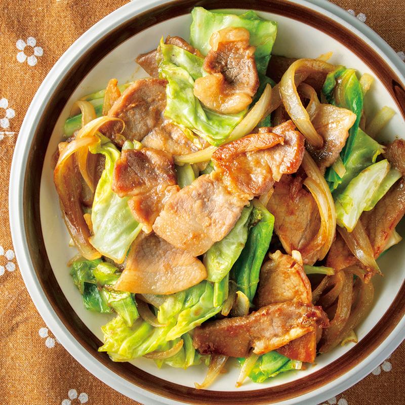 味噌 キャベツ 豚肉